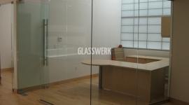 GW  -PD - Perete despartitore birou 1
