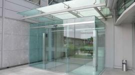 GW - UPM - Intrare rezidentiala din sticla